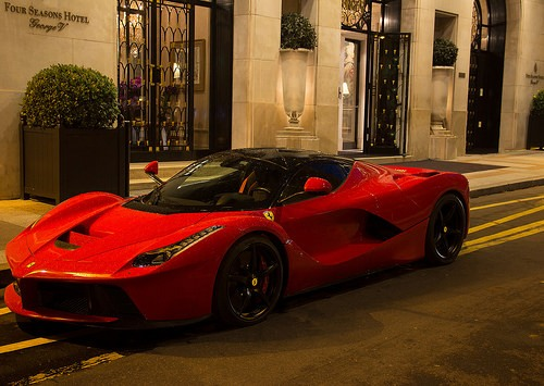 red car insurance
