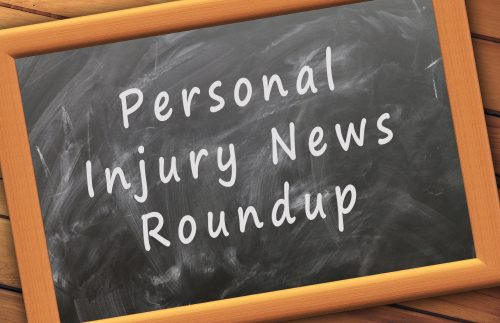 Personal Injury and Car Accident News Roundup October 13
