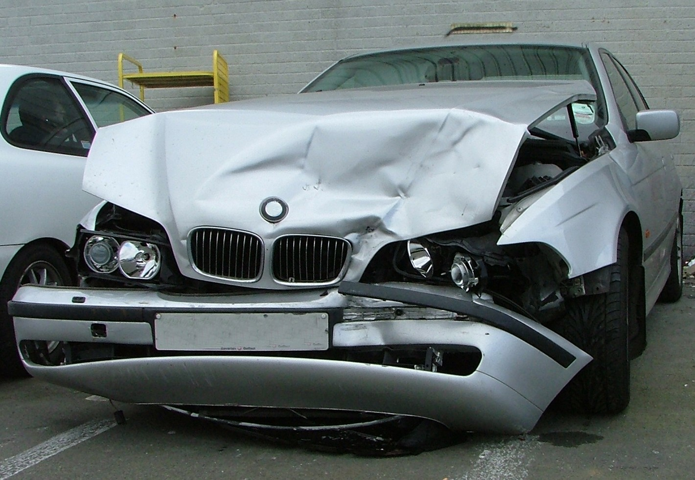 accident with my car