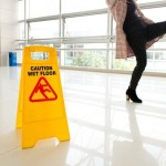 Slip and fall Injury accident