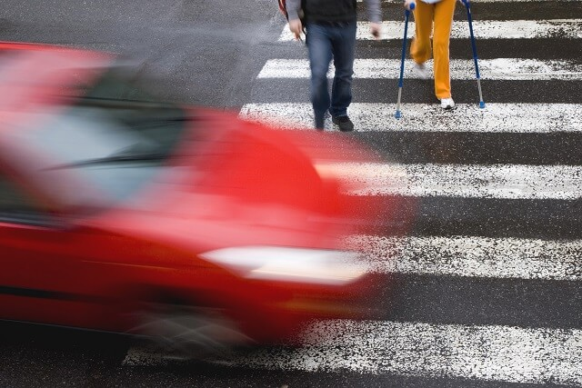 Crosswalk Accidents: Who Had the Right of Way?