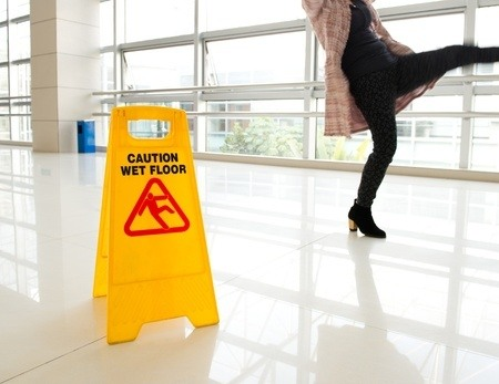5 Things to do After a Slip and Fall Injury Accident