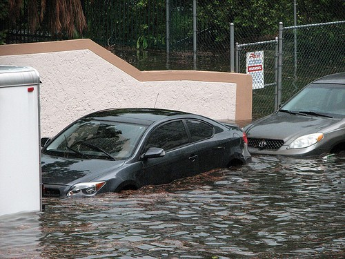 Does Your Car Insurance in Florida Cover Flood Damage?