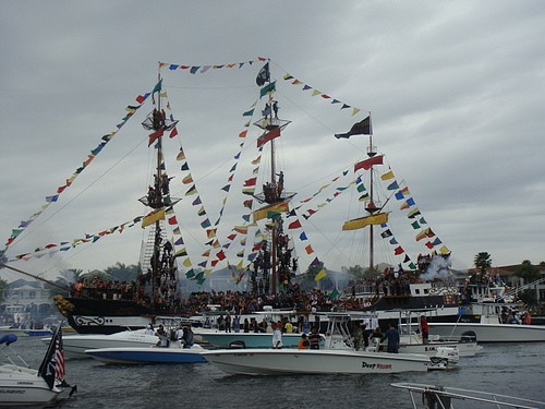 Guide to Gasparilla 2020- Part One
