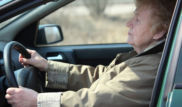 When Is It Time for Your Elderly Parent to Stop Driving?