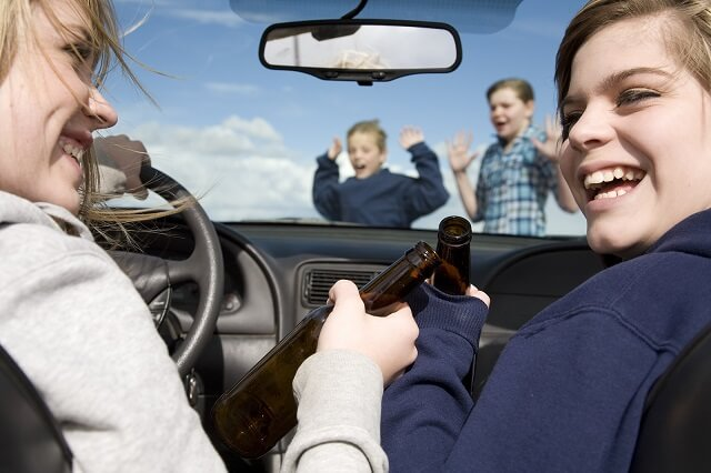 Avoiding Teen Driving Accidents