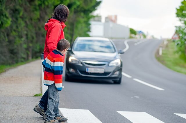 Pedestrian Safety – Gearing Up For Fall Weather