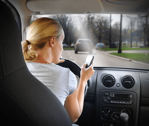 Teens and Distracted Driving: They know it's dangerous, but do it anyway
