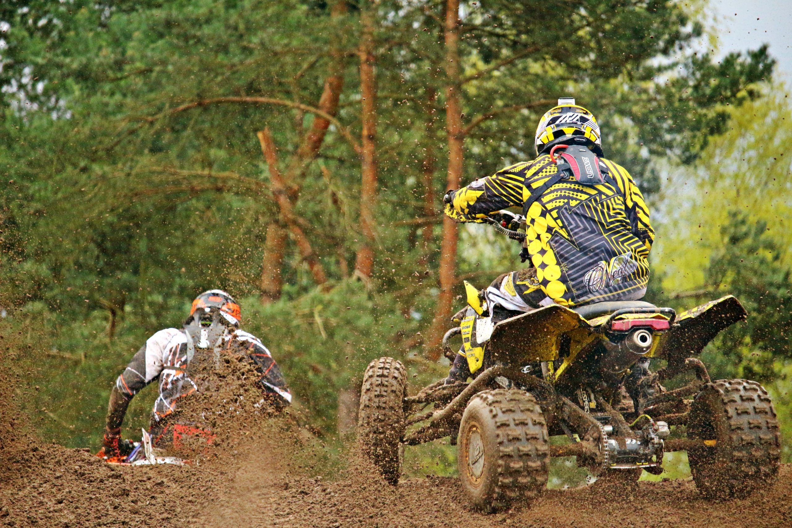 What to do after an ATV accident?