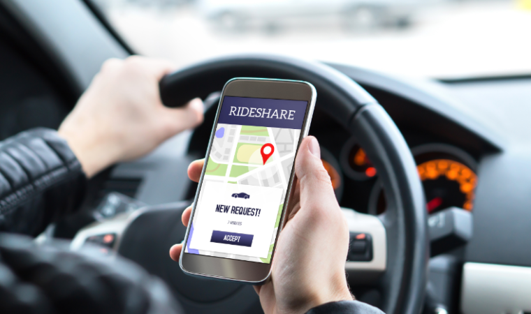 What To Do After an Uber or Lyft Accident