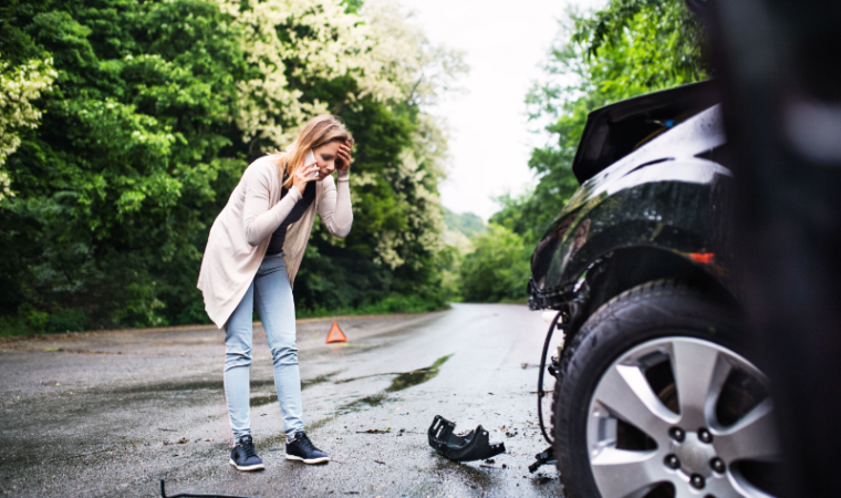 4 Things to Remember in a Hit and Run