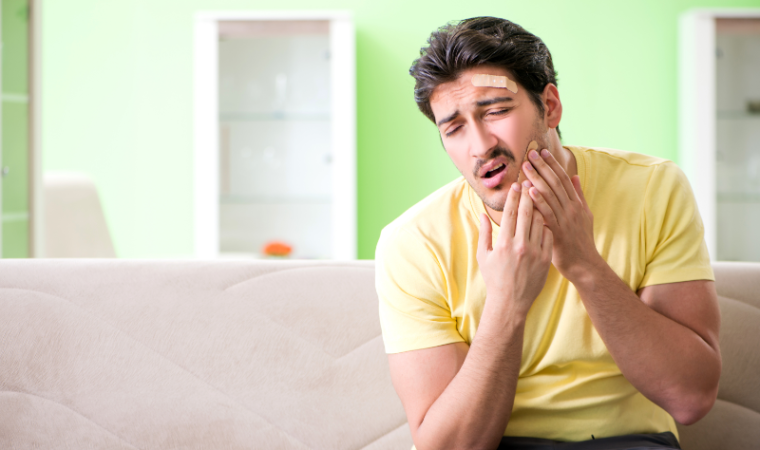 Facial and Dental Trauma After An Accident